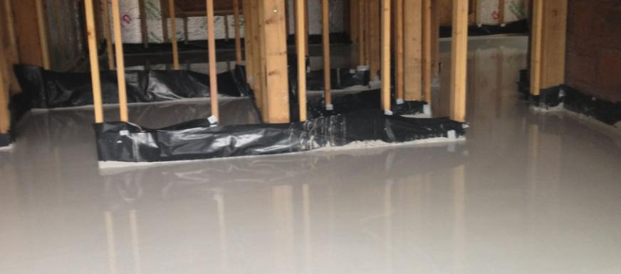 Liquid Screed Flooring